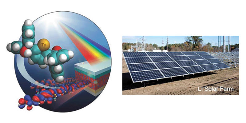 Swapping Tellurium for Sulfur Improves Light Absorption in Organic Solar Cells - What Is The Scientific Achievement?