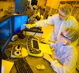 The Molecular Foundry's Cleanroom'